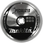 Makita Zaagblad HM aluminium 260x30x2.4mm 100T B-09662