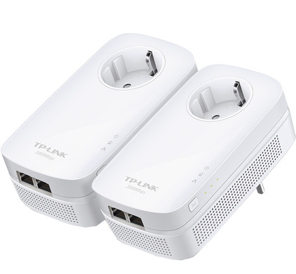 TP-Link TL-PA9020P Geen WiFi 2000 Mbps 2 adapters