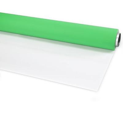 Image of Bresser Vinyl Groen/Wit Mat 2x4m Rol Achtergrond