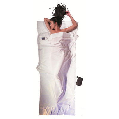 Image of Cocoon 100% Egyptian Cotton Travelsheet Natural