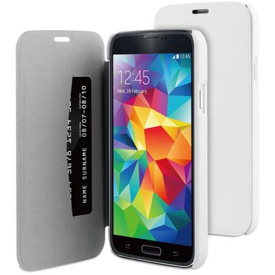 Image of Be Hello BeHello Samsung Galaxy S5 / S5 Neo Book Case Wit