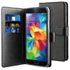 BeHello Wallet Case Samsung Galaxy S5 / S5 Neo Zwart