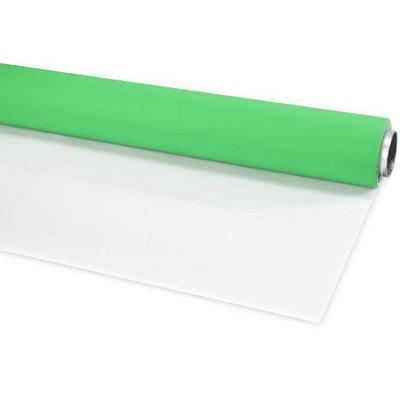 Image of Bresser Vinyl Groen/Wit Mat 2,9x6m Rol Achtergrond