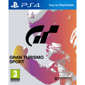 Gran Turismo Sport Bonus Edition PS4
