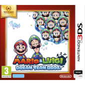 Mario & Luigi: Dream Team Bros. Select 3DS