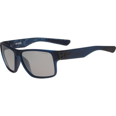 Nike Mavrk Matte Squadron Blue/Black Grey Silver Flash Lens