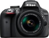 Nikon D3300 + AF-P DX 18-55mm F/3.5-5.6G VR Zwart