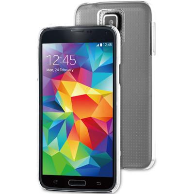 Image of BeHello Back Case Samsung Galaxy S5 / S5 Neo Transparant