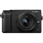 Panasonic Lumix DMC-GX80 + 12-32mm Zwart