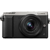 Panasonic Lumix DMC-GX80 Zilver + 12-32mm