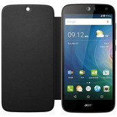 Acer Liquid Zest 3G Book Case Zwart