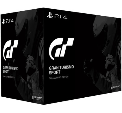 Gran Turismo Sport Collector's Edition PS4