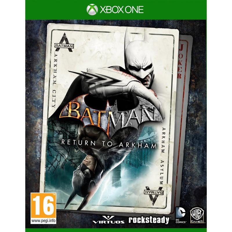 Batman: Return to Arkham Xbox One