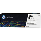 HP 312X Toner Zwart (CF380X)