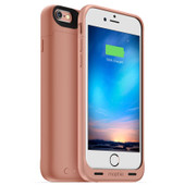 Mophie Juice Pack Reserve Apple iPhone 6/6s Rose Gold