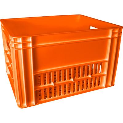 Image of FastRider Fietskrat Oranje
