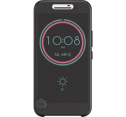 HTC 10 Ice View Case IV zwart