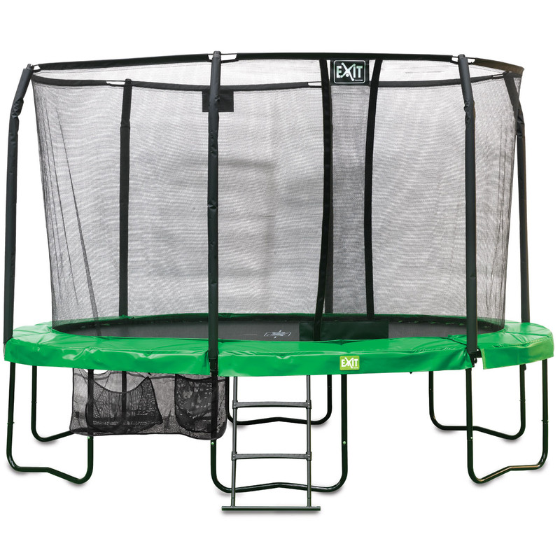 Exit JumpArena all-in-1 trampoline ovaal 244 x 380 cm