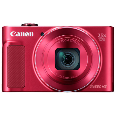 Image of Canon PowerShot SX620 HS - Rood