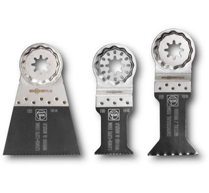 Fein E-Cut zaagblad Combo (3 zaagbladen)