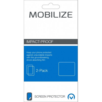Mobilize Screenprotector Motorola Moto G4 Plus Impact Proof