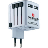 Skross Wereld Adapter USB