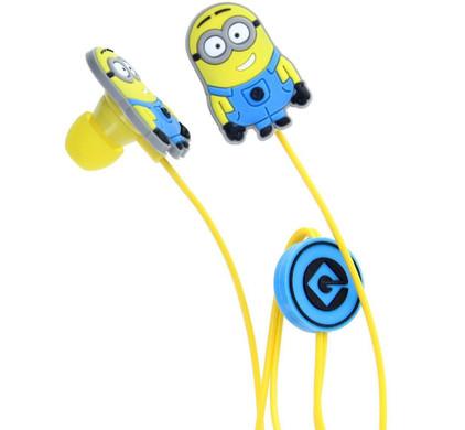 Minions In Ear Oordopjes