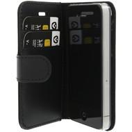 Valenta Booklet Classic Luxe Apple iPhone 4/4S Zwart