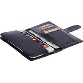 Krusell Sigtuna Wallet Case Universal 5XL Zwart