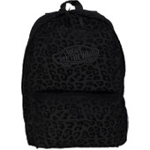 Vans Realm Backpack Leopard Black/Black