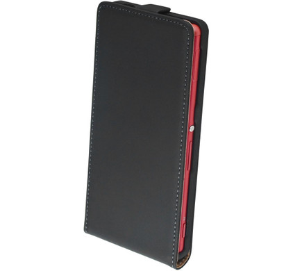 Mobiparts Premium Flip Case Motorola Moto G4/G4 Plus Zwart