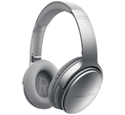 Bose QuietComfort 35 Wireless Zilver