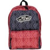 Vans Realm Backpack Bandana Chili Pepper