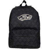 Vans Realm Backpack Star Dot Black