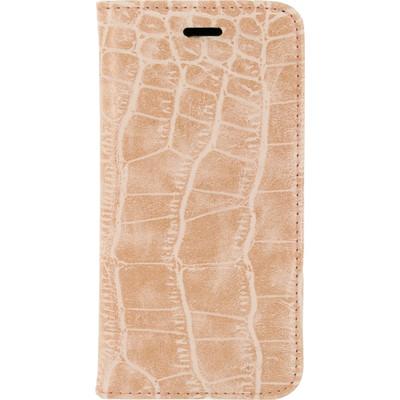 Mobilize Premium Magnet Book Case Apple iPhone 6 Plus/6s Plus Alligator Roze