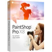 Corel PaintShop Pro X8 / Meertalig