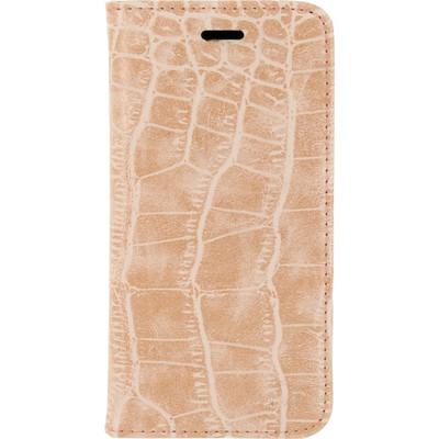 Mobilize Premium Magnet Book Case Samsung Galaxy Grand Prime Alligator Roze