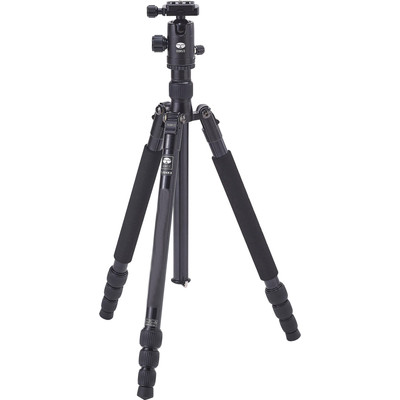 Sirui UltraLight T-004X+C10S Zwart