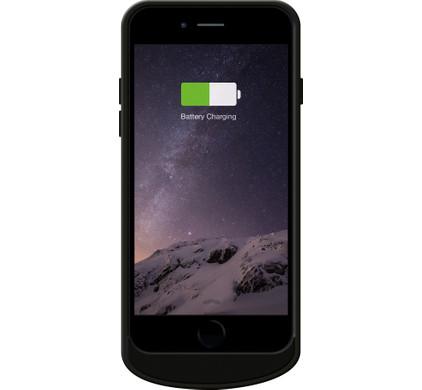 Zens Battery Case Apple iPhone 6/6s 1850 mAh Zwart