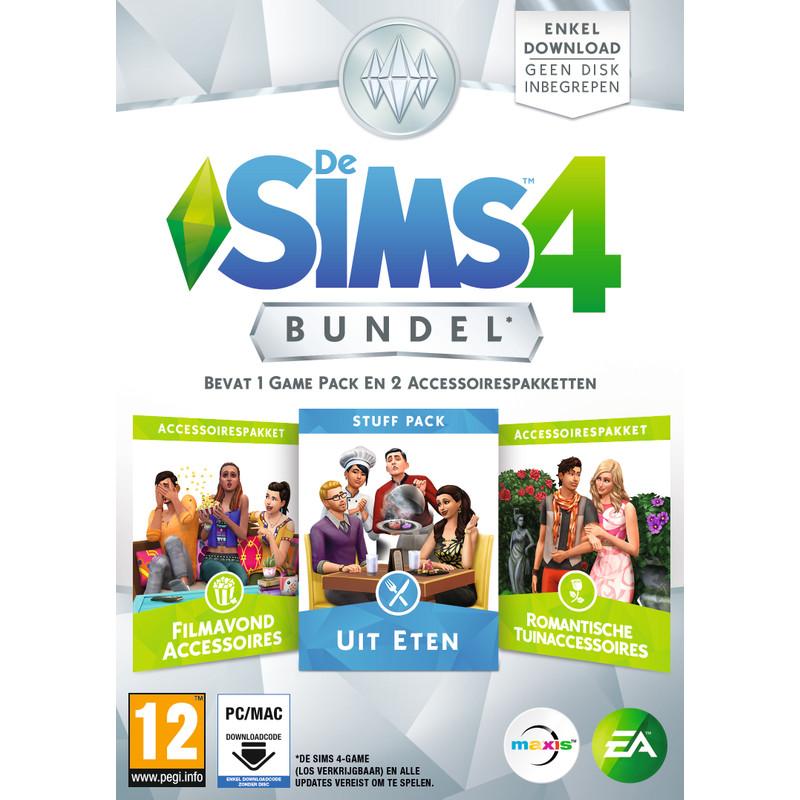 De Sims 4: Bundel Pakket 5PC