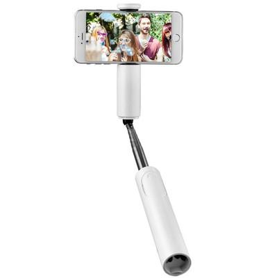 Image of Cliquefie Max Selfie Stick Bluetooth Wit
