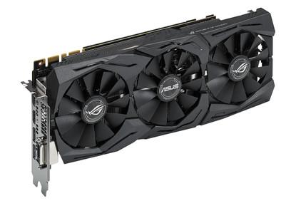 Asus GeForce STRIX GTX 1080 O8G Gaming
