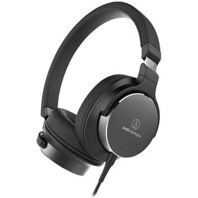 Image of Audio Technica ATH-SR5 Zwart