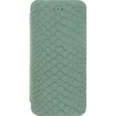 Mobilize Slim Booklet Book Case Apple iPhone 6/6s Soft Snake Groen