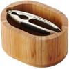 Point-Virgule Bamboe Notenkrakerset