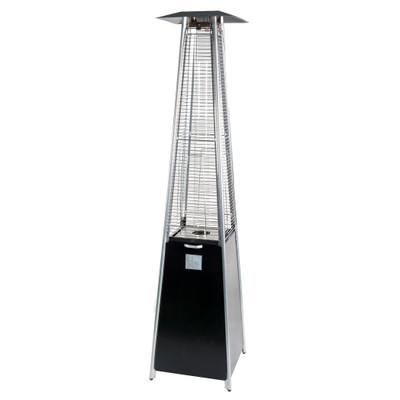 Image of Arpe Sears Flameheater Zwart 190 cm