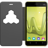 Wiko Lenny 3 View Cover Zwart