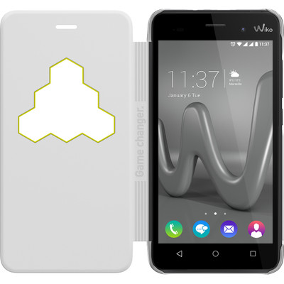 Wiko Lenny 3 View Cover Wit