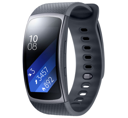 Samsung Gear Fit2 Grey - L