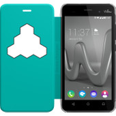 Wiko Lenny 3 View Cover Turqoise